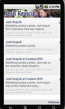 Josh Krajcik!
