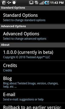 Twisted Image (beta)
