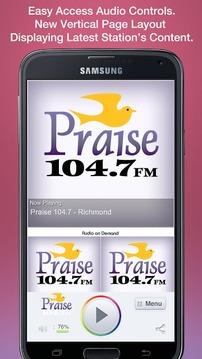 Praise 104.7 - Richmond