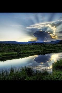 美国风光-蒙大拿州