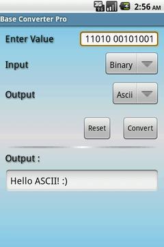Base Converter Pro