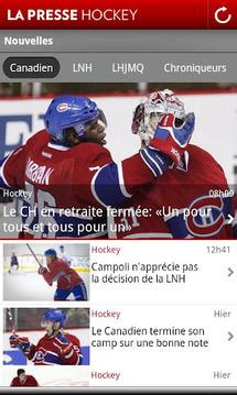 La Presse Hockey
