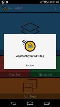 Crypto NFC —
