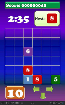 Kids Math Tetris - Free