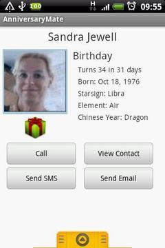 AnniversaryMate Free + Widget