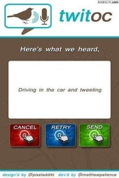 Twitter信息