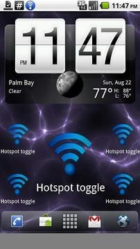 HotSpot Toggle