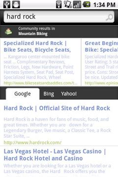 Social Web Search - HeyStaks
