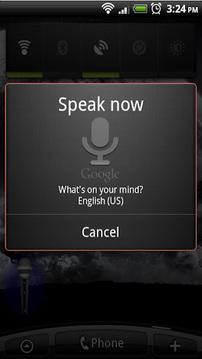 状态MC:声音2警告信息