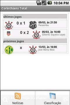 Corinthians Total