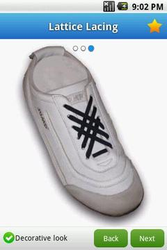 Lacing Shoes (Free)