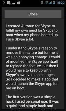 Skype Boot