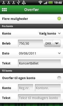Tønder Bank MobilBank