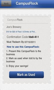 Campus Flock