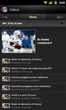NFL Mobile 1.0