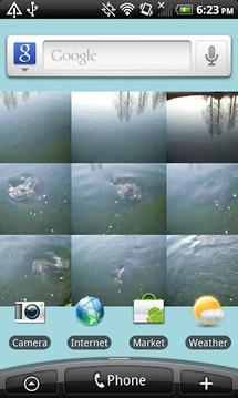 动壁HD 水01