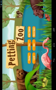 Petting Zoo (Animals for Kids)