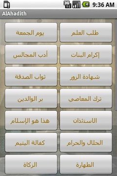 AlAhadith