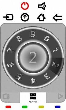 飞利浦电视机遥控 Philips TV Remote 2k11