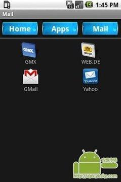 邮件和新闻