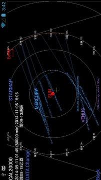 CAL20000 STAR MAP