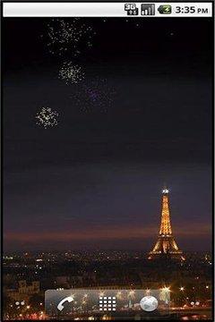 Fireworks Live Wallpaper FREE