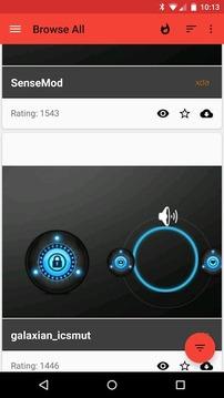 Theme Gallery for WidgetLocker