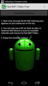 Fast WiFi Tether Free