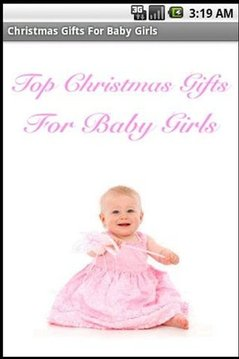 Christmas Gifts For Baby Girls