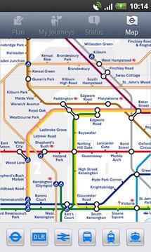 Travel+ London (Beta)