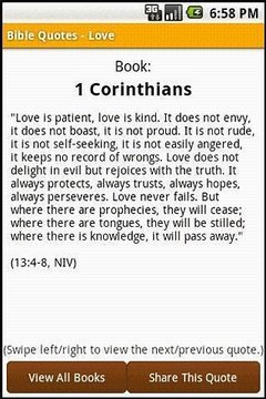 Bible Quotes - Love