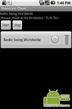 网络流式广播服务器客户端