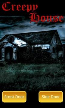 令人毛骨悚然的房屋
