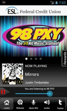 98PXY WPXY-FM Rochester's Hits