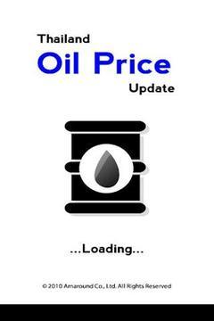 Thailand Oil Price Update
