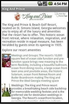 The King and Prince Resort