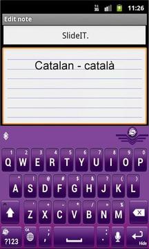 SlideIT Catalan Valencian Pack