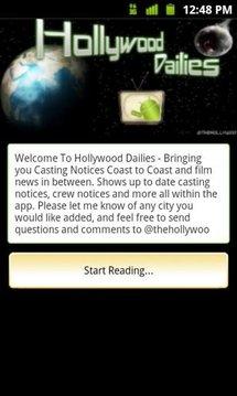 Hollywood Dailies (beta)