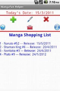 MangaFan Helper Lite