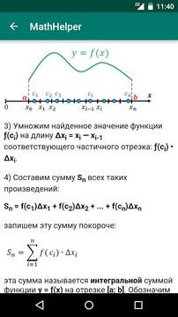 Высшая математика, справочник