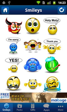 Smiley Central Emojis