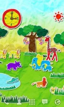 paper safari LWallpaper Free