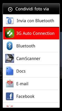3G Auto Connection - 3G自动连接