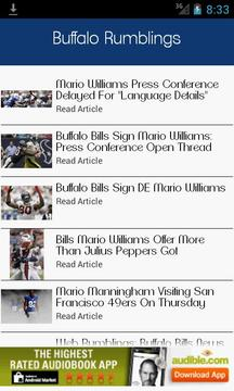 Buffalo Football
