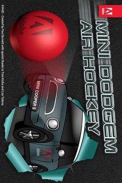 Mini Dodgem AIR Hockey
