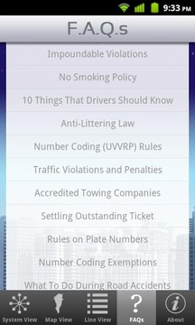 MMDA for Android™