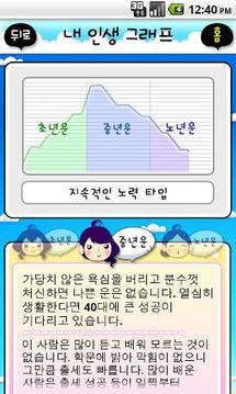 [무료]파란만장 내 인생그래프