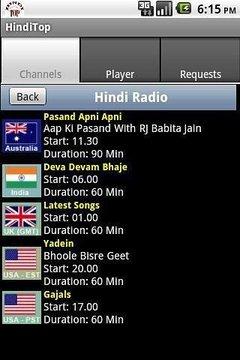 HindiTop - Hindi Radio & Songs