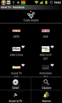 Ghid TV - Romania (Program TV)