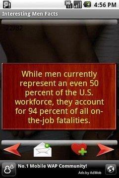 Interesting Men Facts